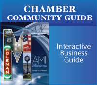 Miami OK Chamber Directory