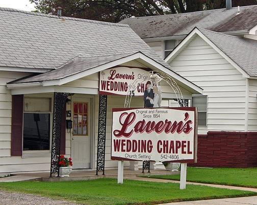 Lavern S Wedding Chapel Miami Oklahoma Chamber Of Commerce